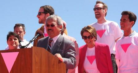 SF Mayor Edwin Lee Speaking